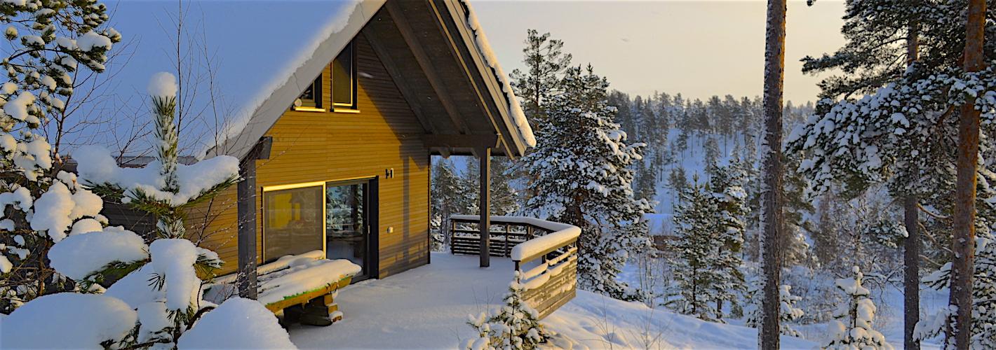 Erholsame Ferien im <strong>Ferienhaus in Norwegen...</strong>